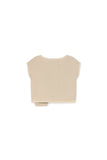Little Creative Quilted Crop Top - Klade Children's Boutique