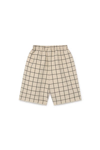 Little Creative Plaid Short Pants - Klade Children's Boutique