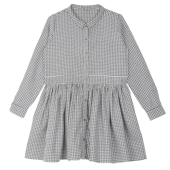EMILE R159 DRESS (2Y-12Y) - Klade Children's Boutique