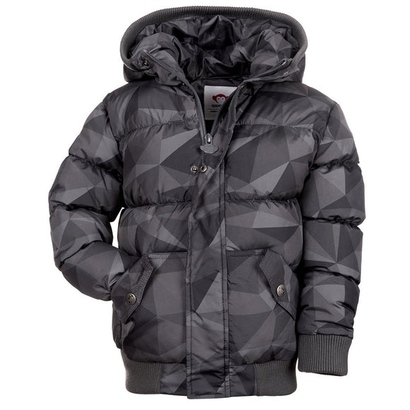 APPAMAN PUFFY COAT (3Y-14Y)