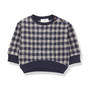 1+ IN THE FAMILY ARINSAL SWEATSHIRT (9M-48M)