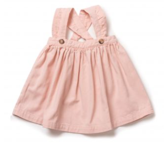 BONTON BICHE BABY DRESS (12M-3Y)