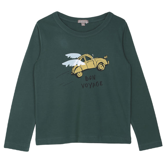 EMILE R182 TEE SHIRT (2Y-8Y) - Klade Children's Boutique