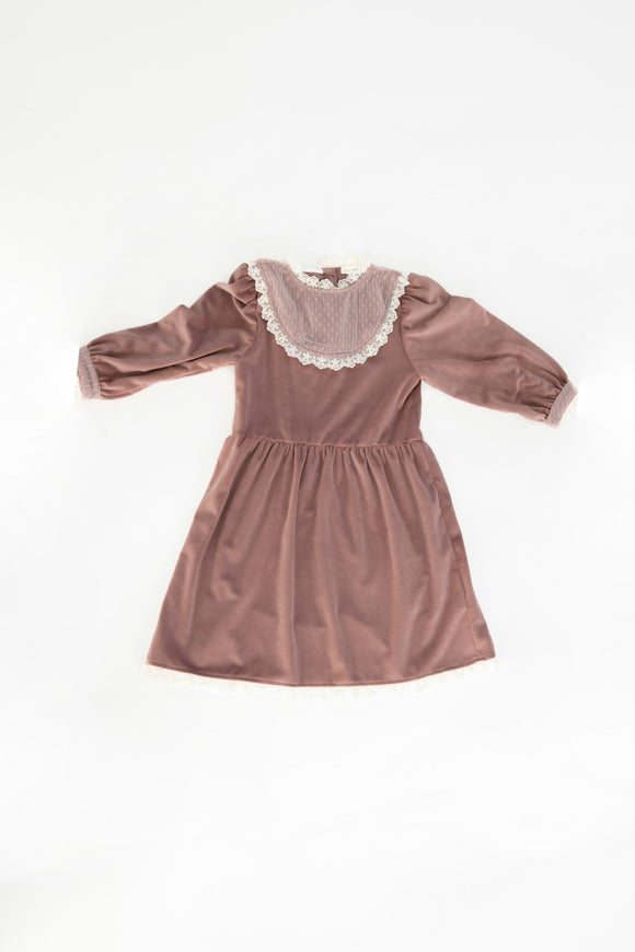 FIN & VINCE HEIRLOOM DRESS (18M-11Y)