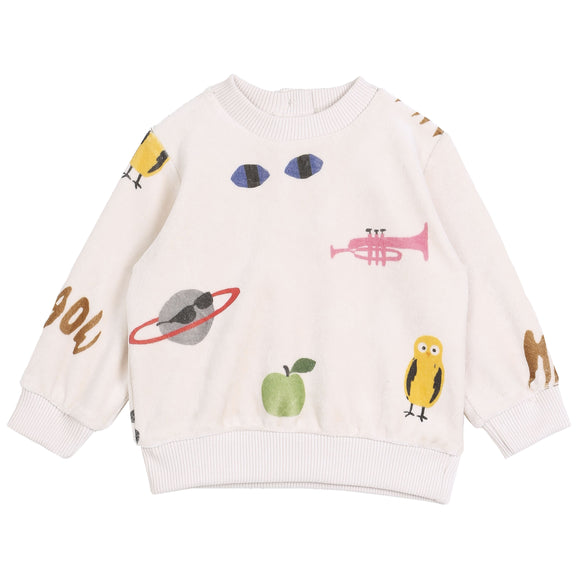 EMILE R090C SWEATSHIRT (12M-12Y) - Klade Children's Boutique