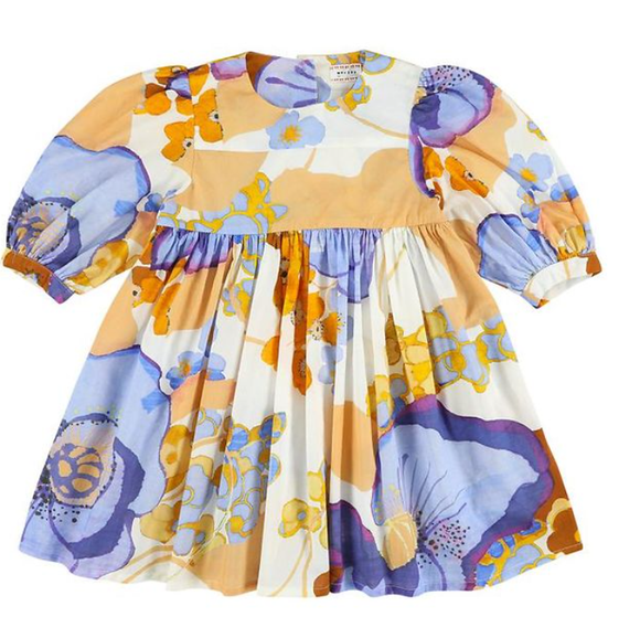 MORLEY NOA SAMSON DRESS (2Y-6Y)