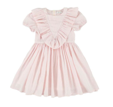 MORLEY NOVA PISANG DRESS (2Y-12Y)
