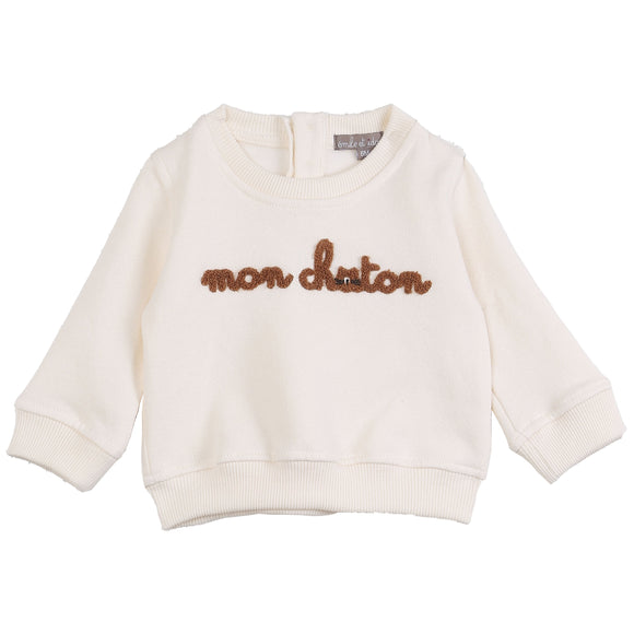 EMILE R134 SWEATSHIRT (9M-4Y) - Klade Children's Boutique