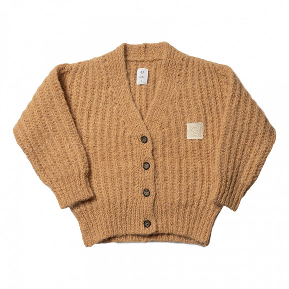 Wynken Big Rib Cardigan