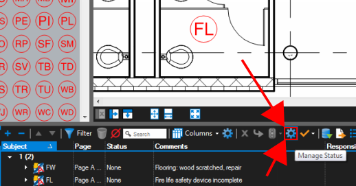 Bluebeam Tip: How to assign colors to markup statuses | Bohdee