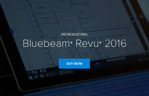 Introducing Revu 2016 - Buy Now