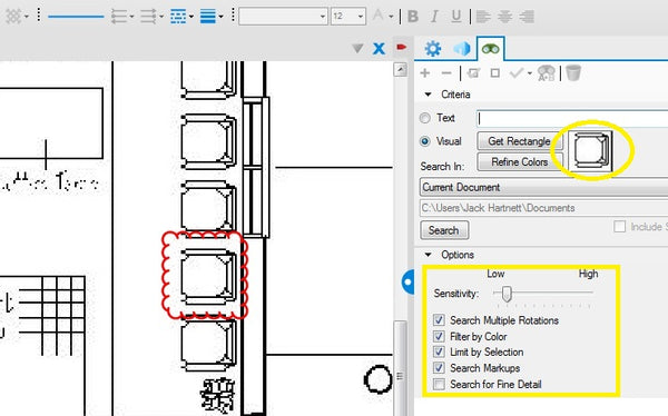 How to Search PDFs in Bluebeam Revu | Bohdee