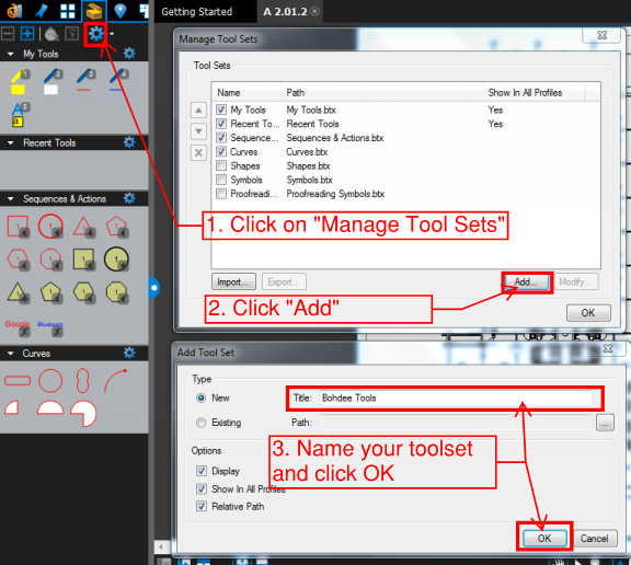How to Create Custom Tool Sets in Bluebeam Revu | Bohdee