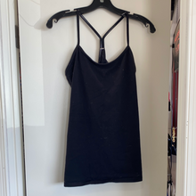 Load image into Gallery viewer, Lulu Lemon black Athletic Top Size Large