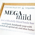 Mega Mild Homemade Bar Soap