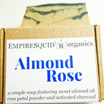 Almond Rose Organic Handmade Soap
