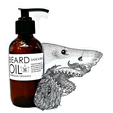 Beard Oil - EmpireSquid Organics