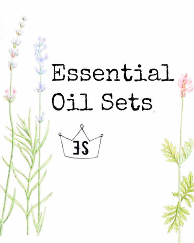 Essential Oil Sets - EmpireSquid Organics
