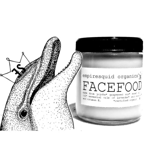 Face Food - EmpireSquid Organics