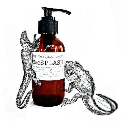 MacSplash Aftershave Oil - EmpireSquid Organics