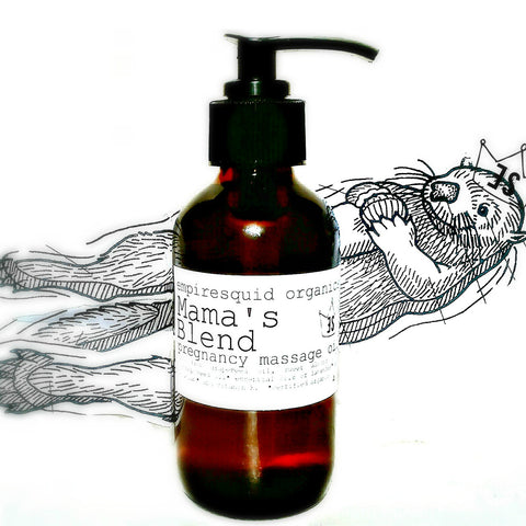 Mama's Blend Massage Oil - EmpireSquid Organics