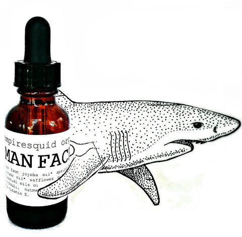 Man Face Serum - EmpireSquid Organics