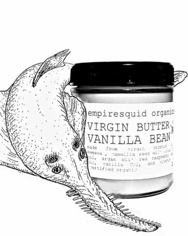 Vanilla Bean Virgin Butter - EmpireSquid Organics