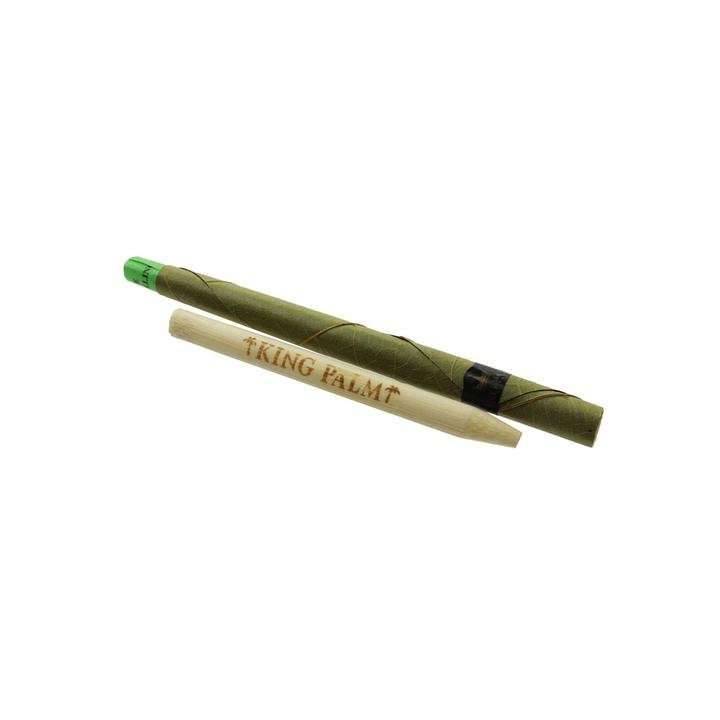 King Palms Slim Hand Rolled Single - Blunt & Cherry