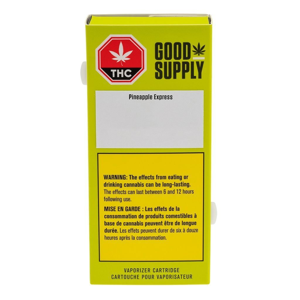 Pineapple Express 510 Thread Cartridge - Blunt & Cherry