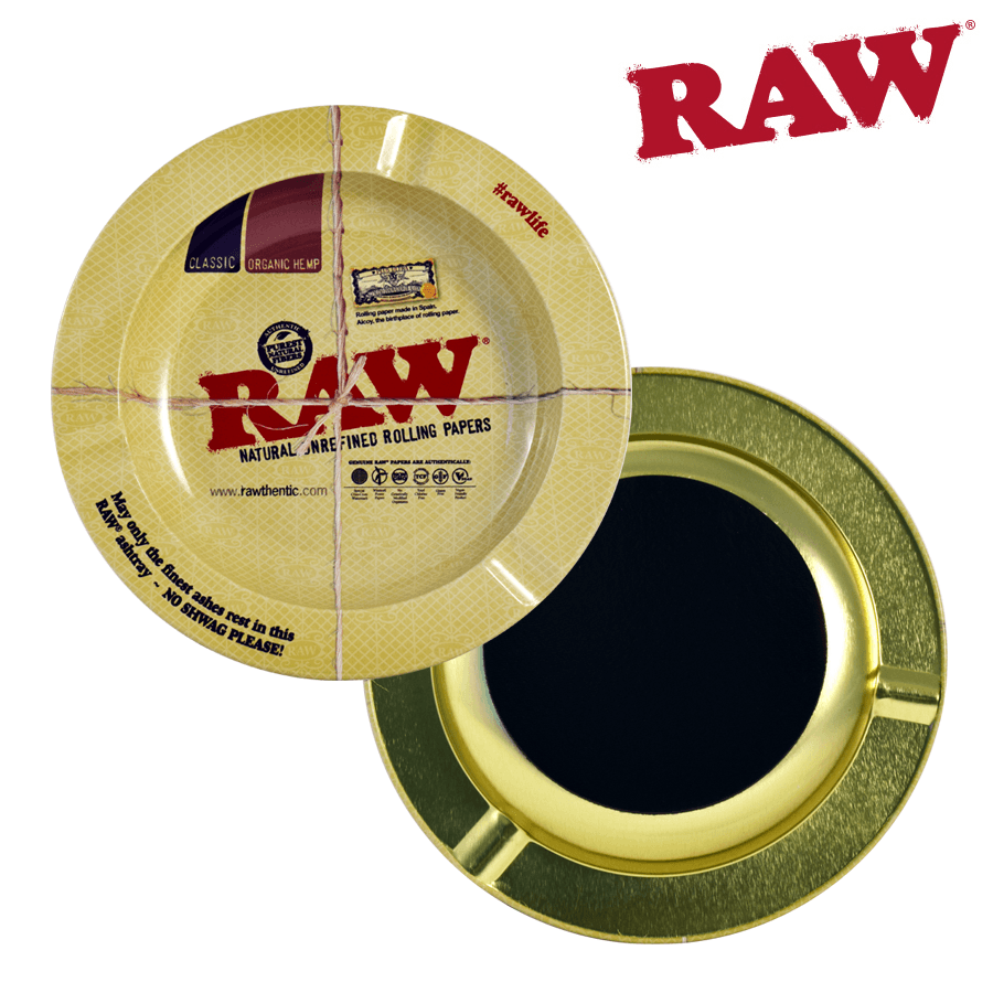 RAW Magnetic Ashtray - Blunt & Cherry