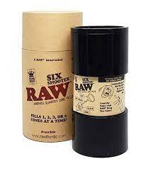 Raw Six Shooter - Blunt & Cherry