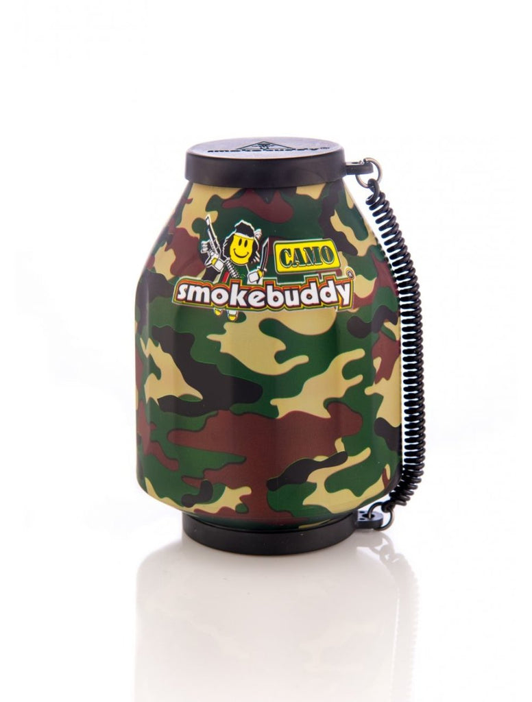 SmokeBuddy Personal Air Filter (CAMO) - Blunt & Cherry