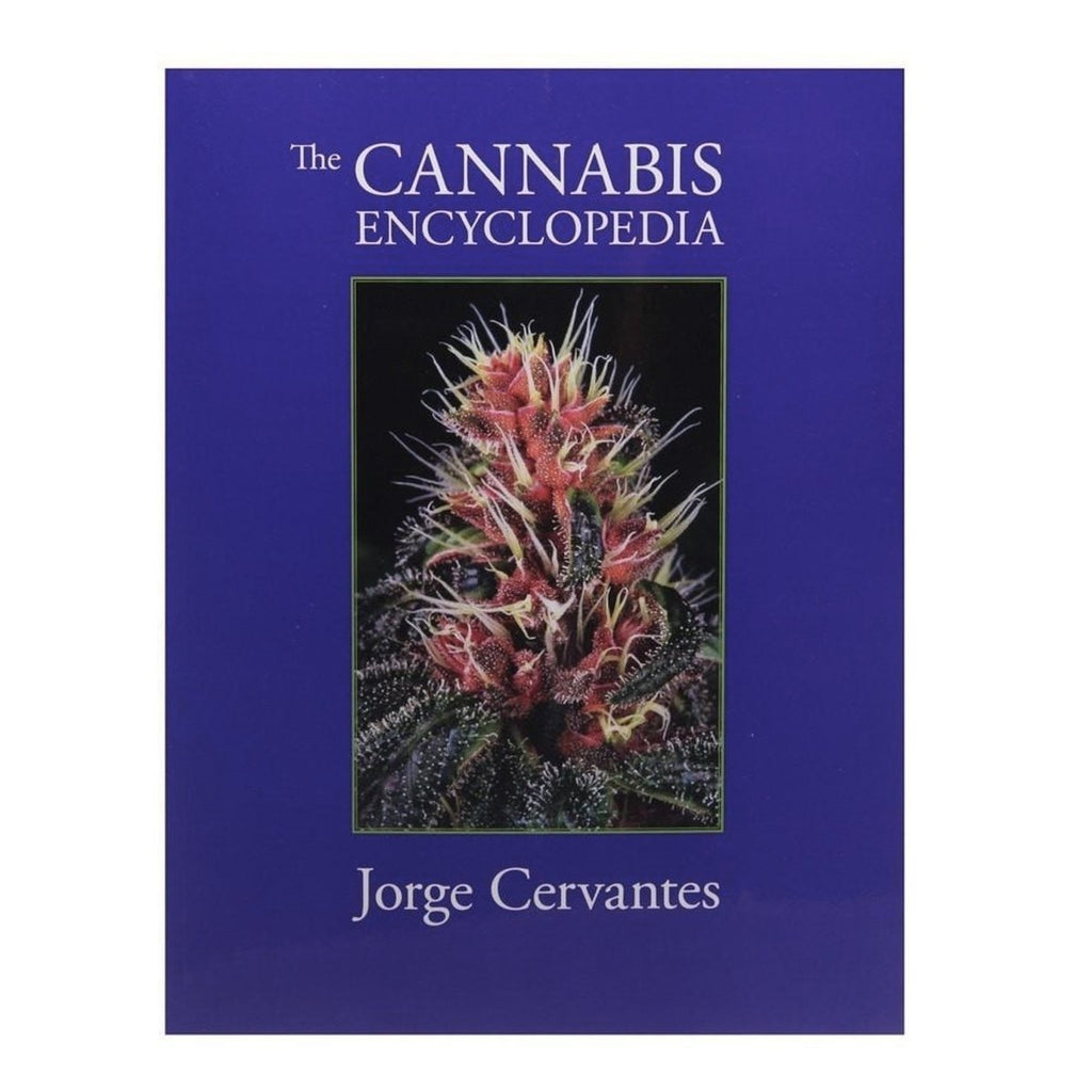 The Cannabis Encyclopedia by Jorge Cervantes - Blunt & Cherry
