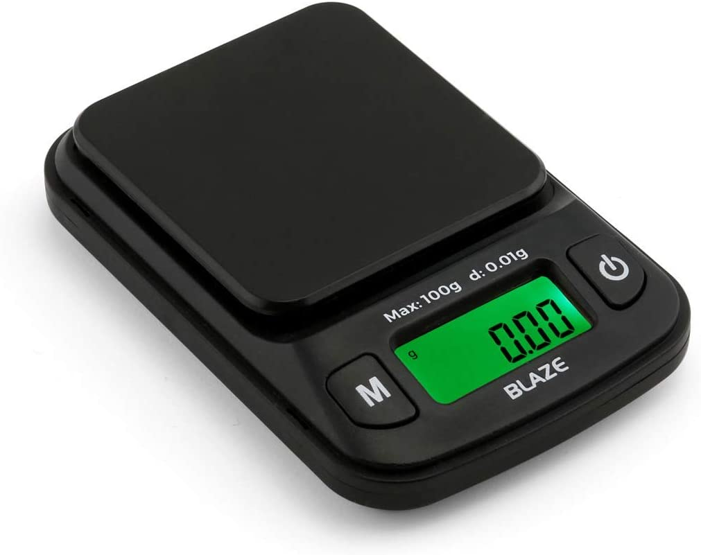 Truweigh Blaze Digital Mini Scale - Blunt & Cherry