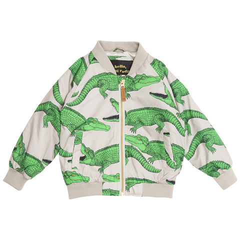 Mini Rodini Crocodile Jacket