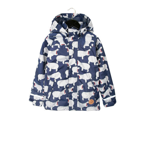 Mini Rodini Hippo Rain Coat