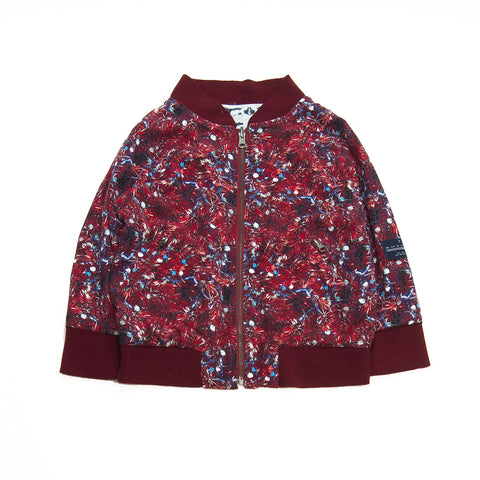 Agatha Cub 2 Way Bomber Jacket