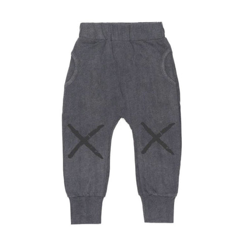 Children of the Tribe Stonewash Slouch Pant
