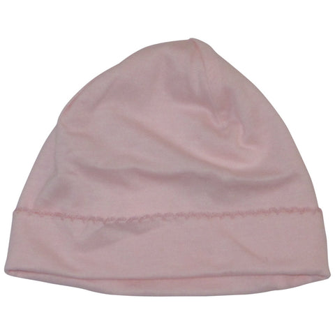 Kissy  Kissy Light Pink Hat with Pink Trim