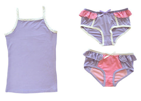 Bluebelle Lilacberry 3 pc Set