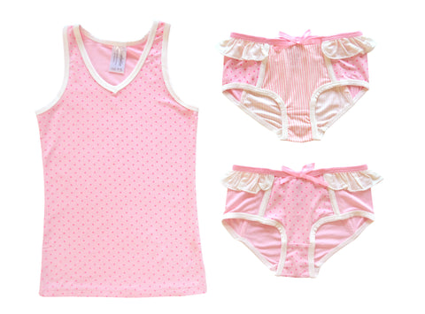 Bluebelle Pink Fizz 3PC Set