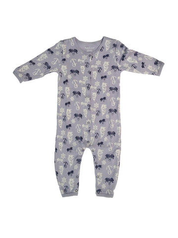 Skylar Luna Nautical Baby Romper