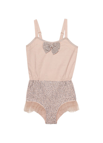 Tutu du Mode Quiet Footsteps Onesie