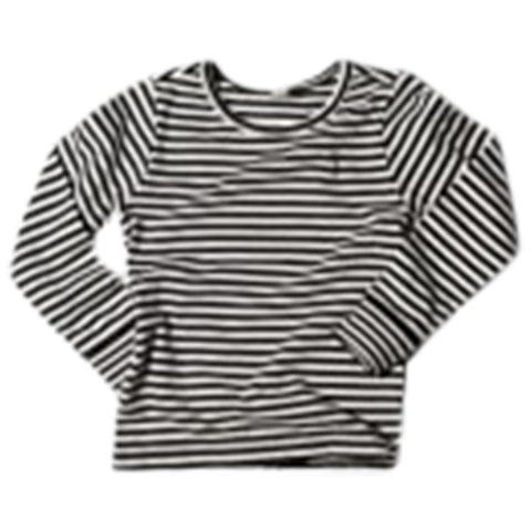Goat Milk NYC- Striped Thermal Top