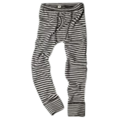 Goat Milk NYC- Girls Thermal Striped Pant