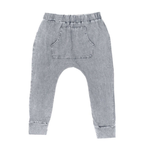 Children of the Tribe Gypsy Grey Slouch Pants