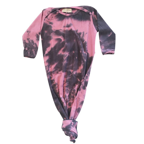 Children of the Tribe Sunset Sky Tie Dye Sleep Suit