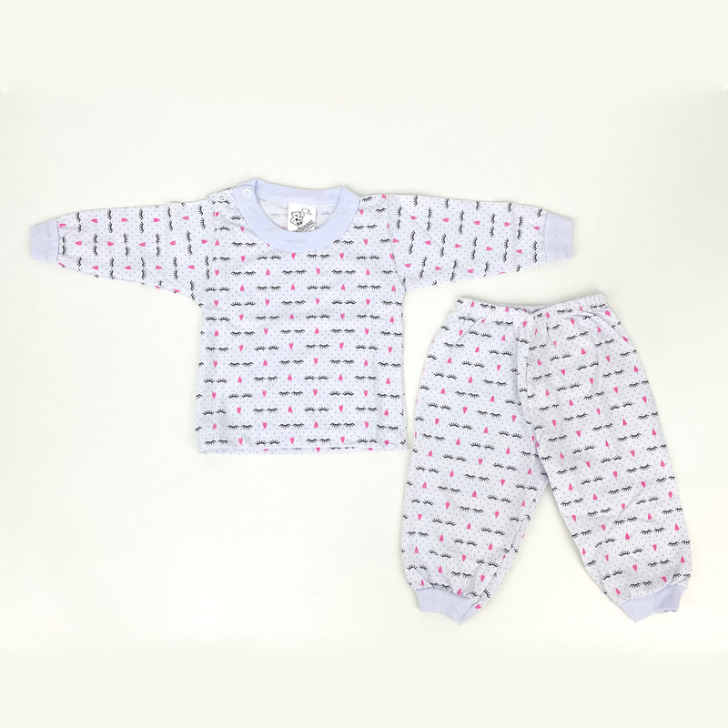 Pijama Feminino Estampado Mafessoni - Gut Gut