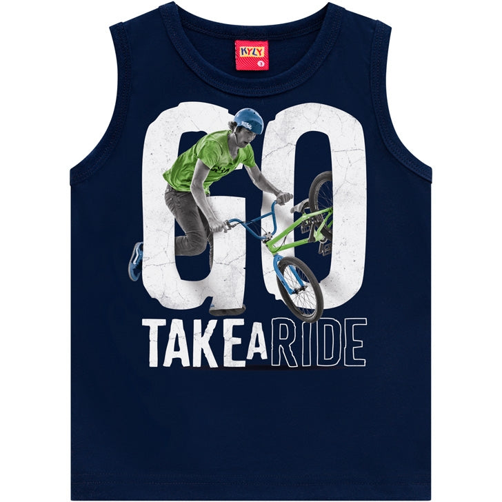 Regata Masculina Take a Ride Kyly