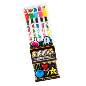 Smencils (Gamer Edition) - 5 pack
